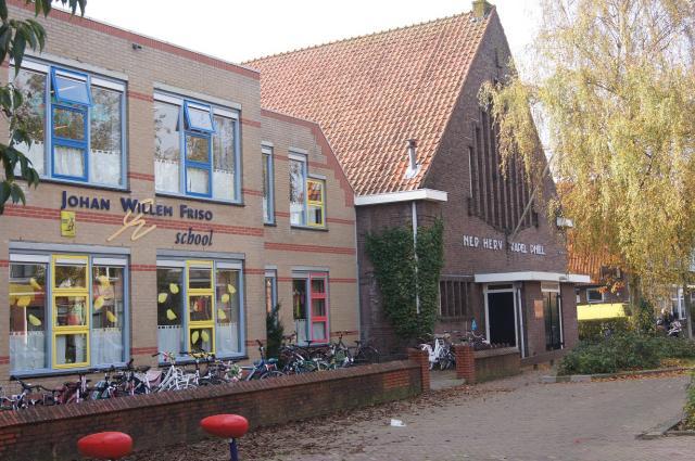 IKC Johan Willem Frisoschool Leeuwarden