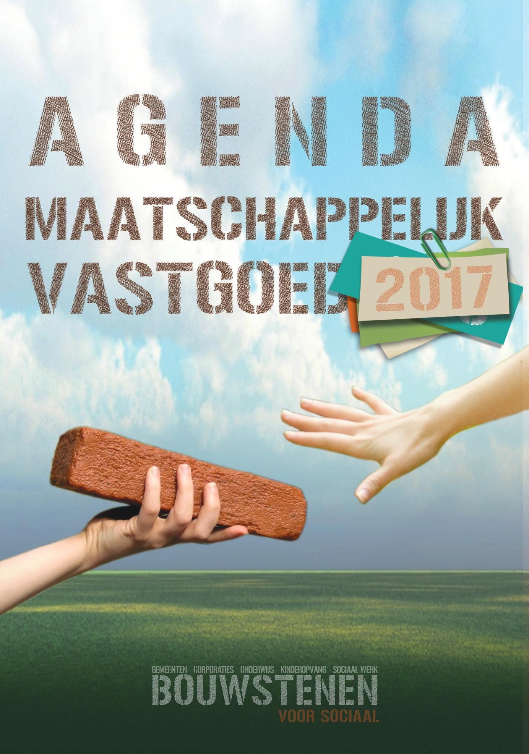 Agenda Maatschappelijk Vastgoed 2017