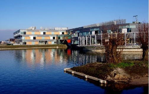 In de MFA De Bron in Amersfoort zitten onderwijs en sport onder één dak